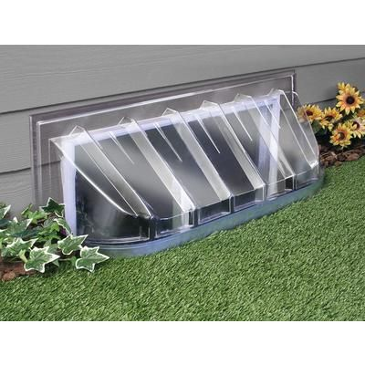 Maccourt Basement Window Well Cover W5916 Home Depot