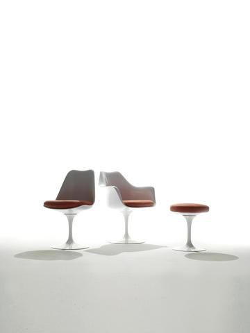Tulip Chair, Armchair, Swivel Stool designed by Eero Saarinen for Knoll | Our Summer Sale is now on! Up to 20% off new orders, and big savings to be made on our clearance products | Home Decor and Furniture Design Inspiration | Couch Potato Company