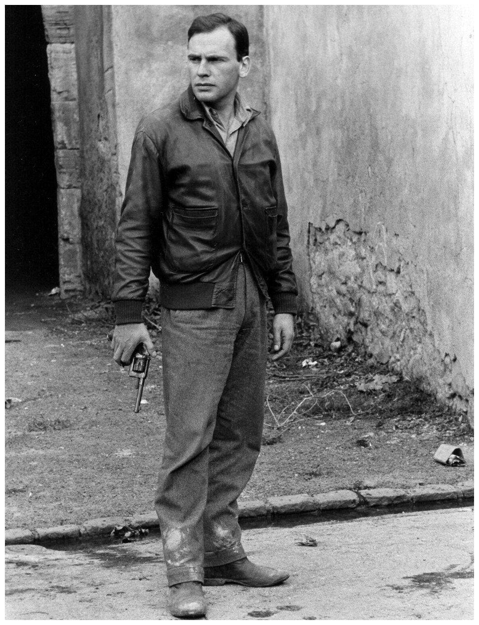 JeanLouis Trintignant, La longue marche 1966 Alexandre