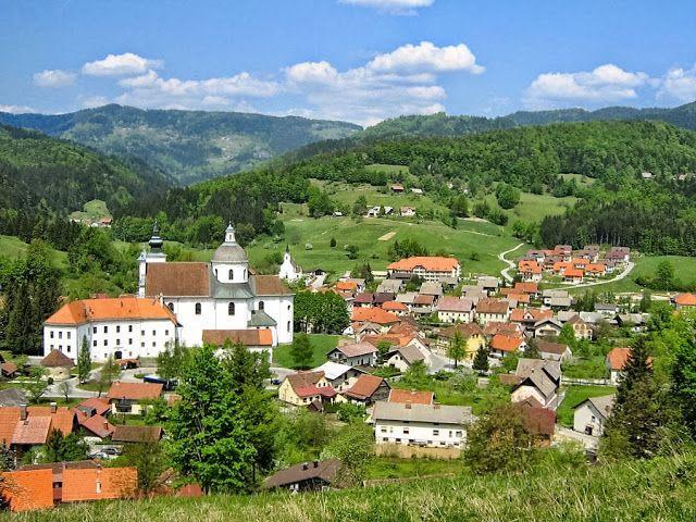 Gornji Grad Medvescak Zagreb Croatia Kroatie