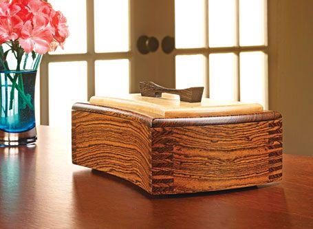 Decorative Keepsake Box Decorative Keepsake Box  Woodsmith Plans  Boxes  Pinterest