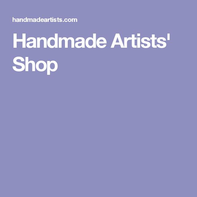 Handmade Artists' Shop