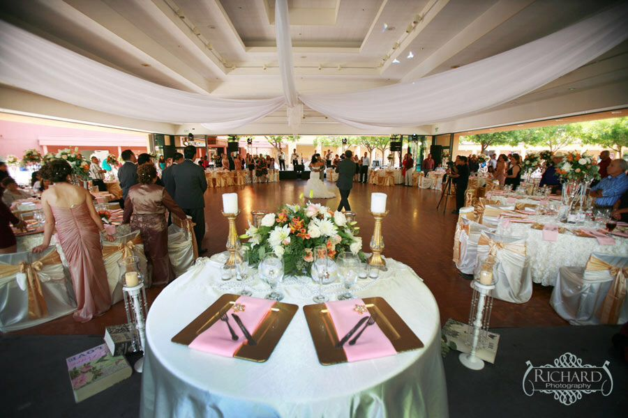 Wedding Reception Beautiful Weddings At The Mexican Heritage Plaza Pinterest Gold And
