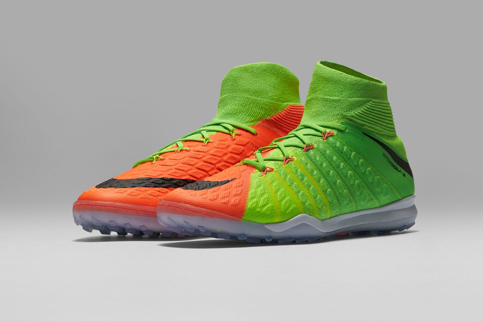 free shipping e11d6 42890 Nike Football Soccer Hypervenom 3 Marcus Rashford Robert Lewandowski Harry  Kane Gonzalo Higuain Edinson Cavani