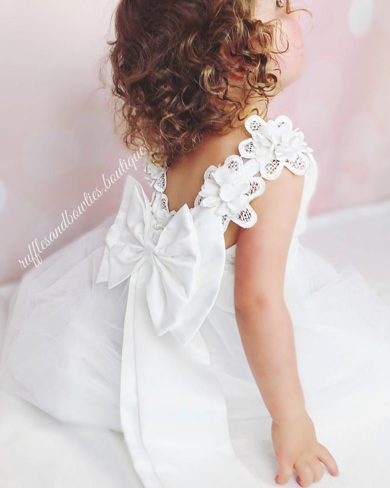 "Photo of Kryssi Kouture Original ""Lacey"" Princess Birthday Dress – V …"