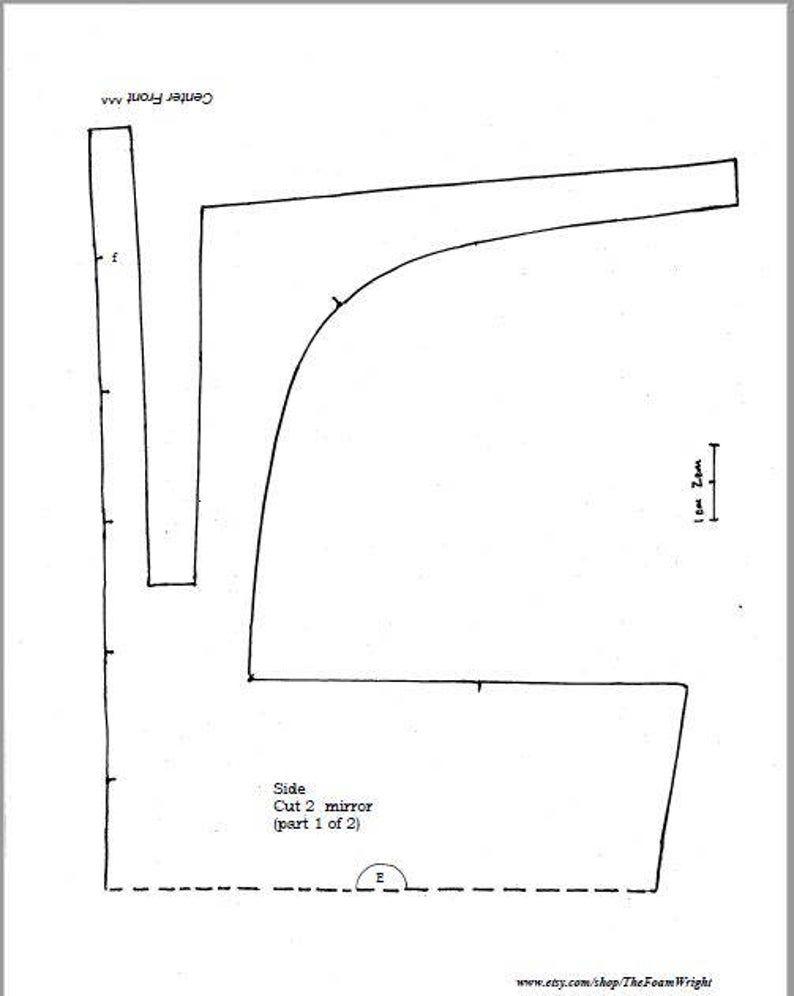 Mandalorian Helmet Pattern : mandalorian, helmet, pattern, Mandalorian