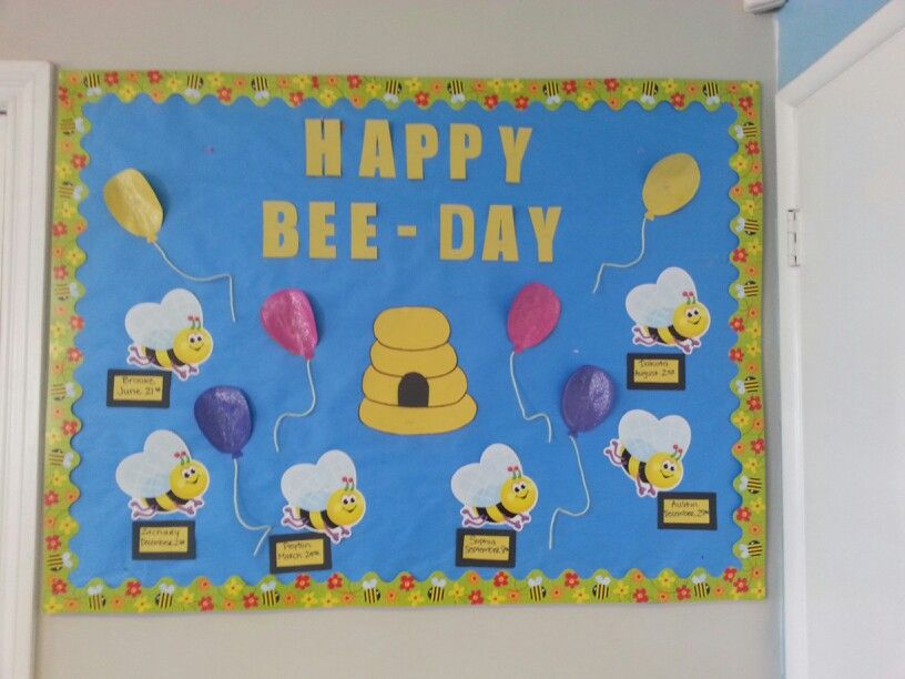 46 best Birthday Boards images on Pinterest Preschool birthday
