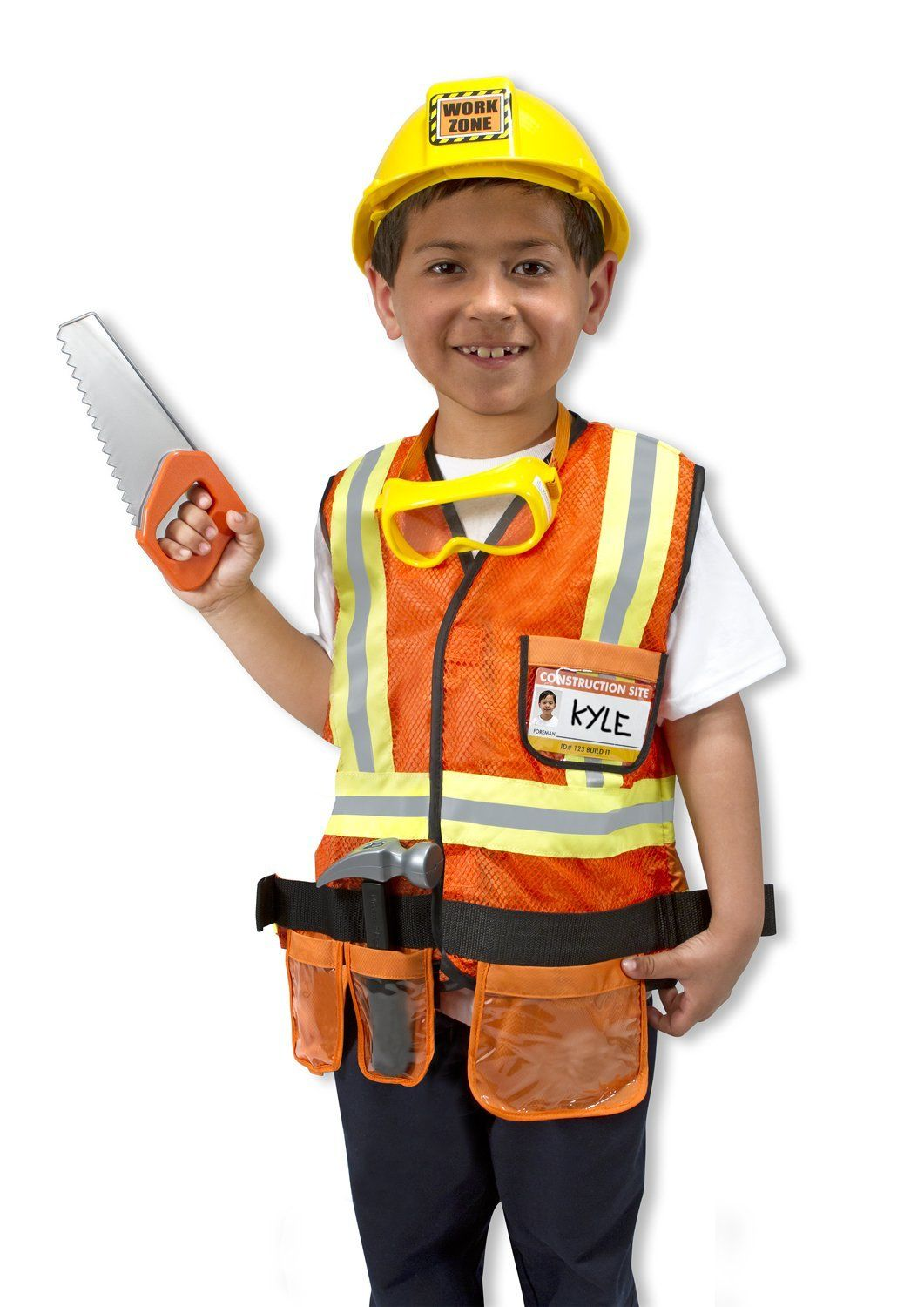 Amazing Kid Halloween Costumes 2016 | Middle Georgia Kids  sc 1 st  Pinterest : construction worker halloween costume  - Germanpascual.Com
