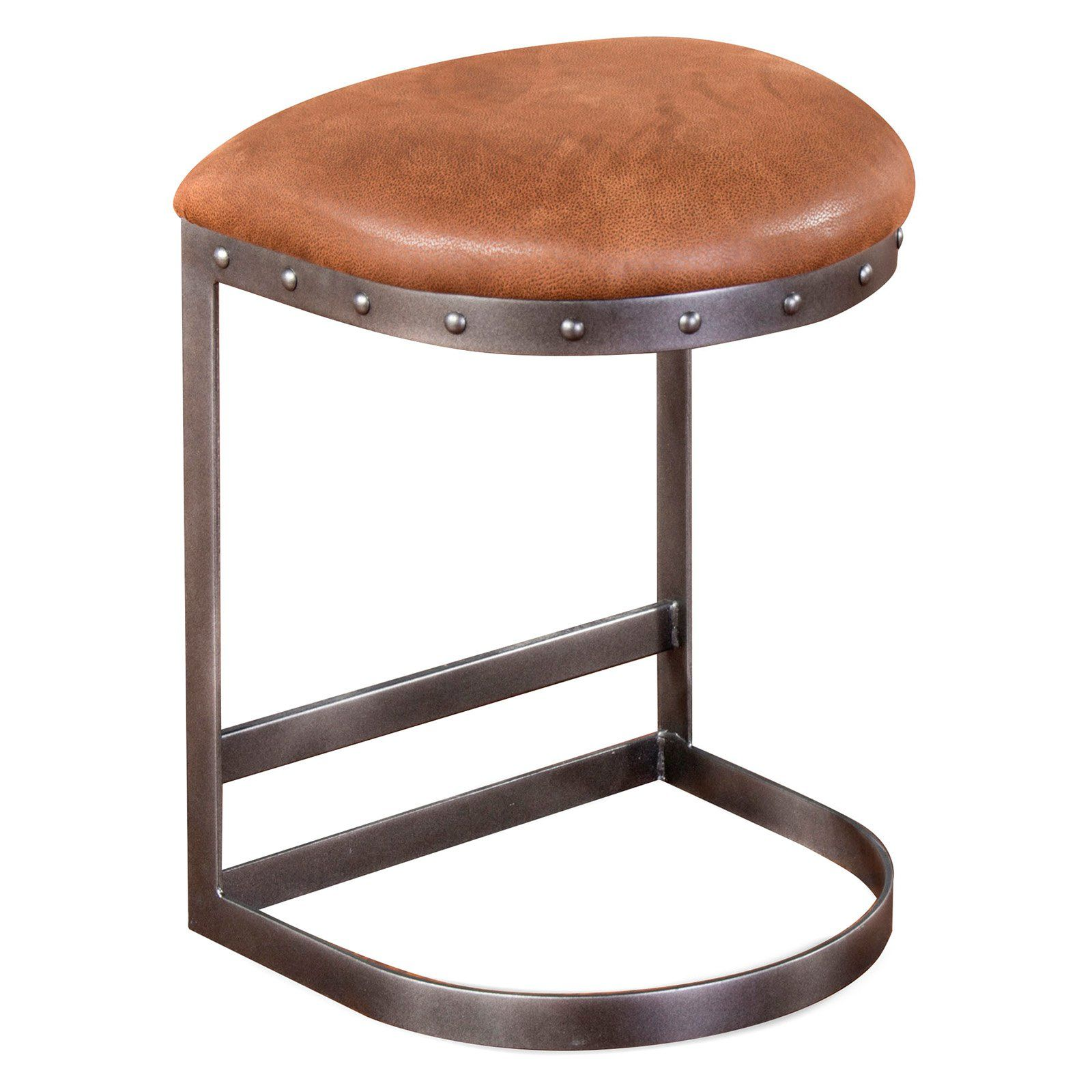 Sunny Designs Tahoe Metal Counter Stool - 1623B-24 | Products ...