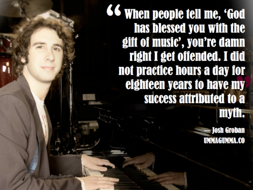 d691ff64a7136ed49f42aa7dd24e2521 josh groban on the myth of god success, atheism and people