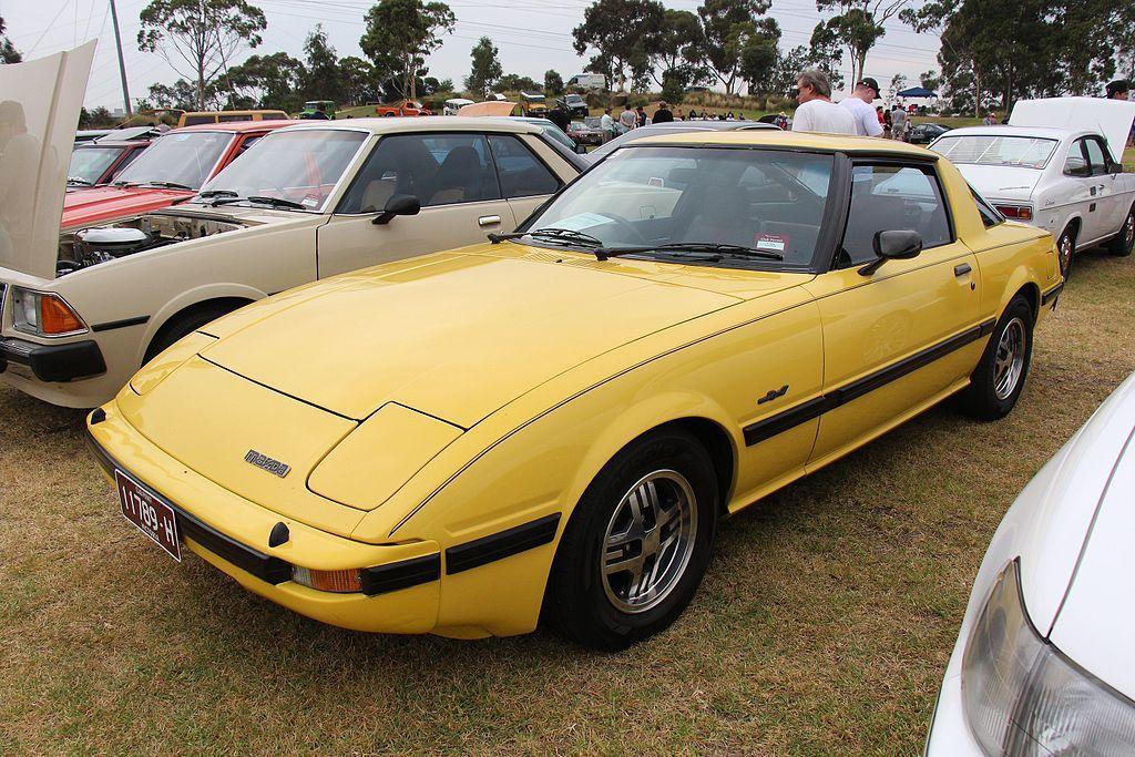 Mazda RX 7: Legendary, Mythical: 1982 Mazda RX-7 | Classic Cars ...