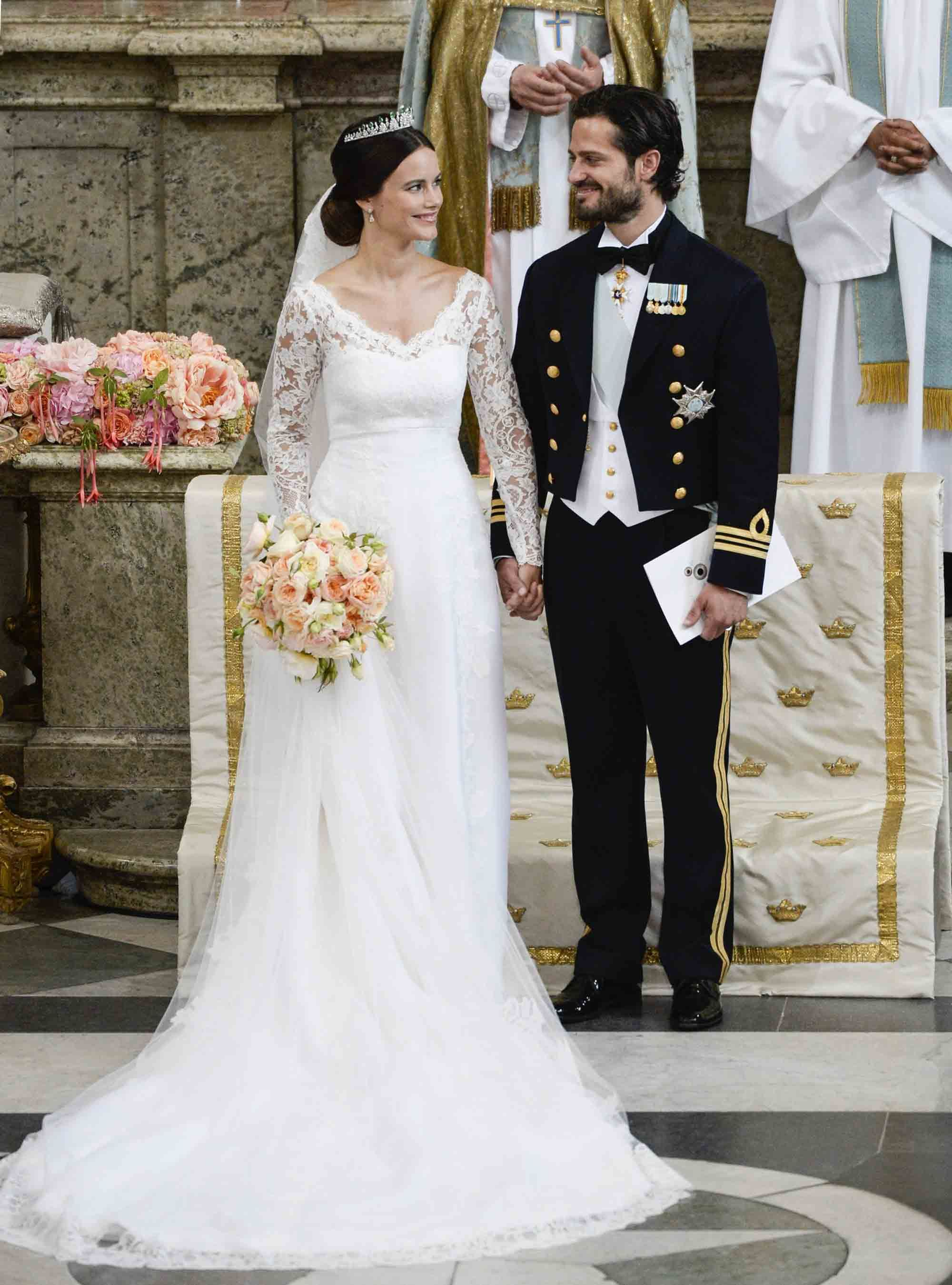The 16 Most Gorgeous Royal Wedding Gowns of All Time ...