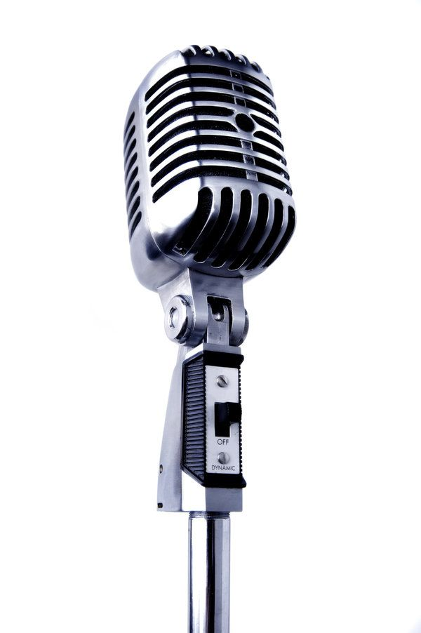 Old Microphone I Jut Want One So Bad One Day For