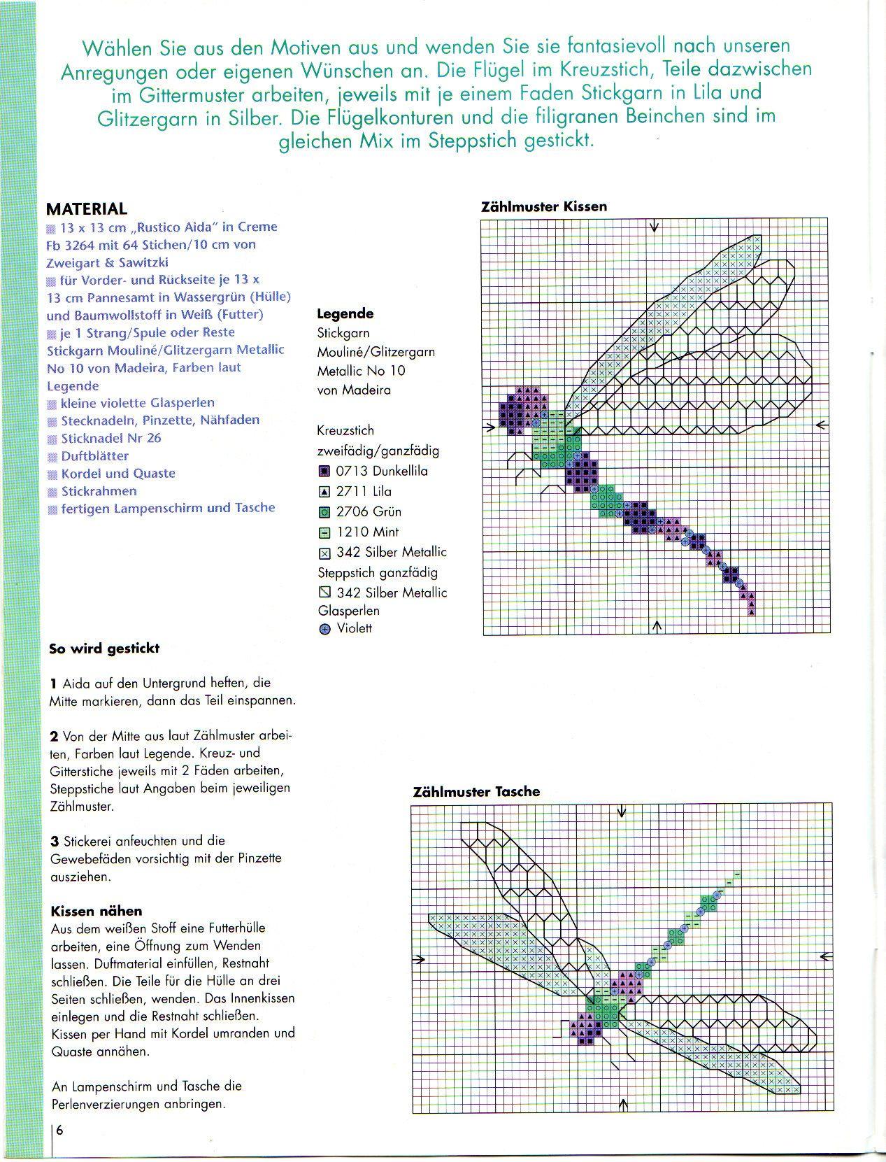 Cross-stitch Dragonflies | LIBELULAS | Pinterest | Punto de cruz ...