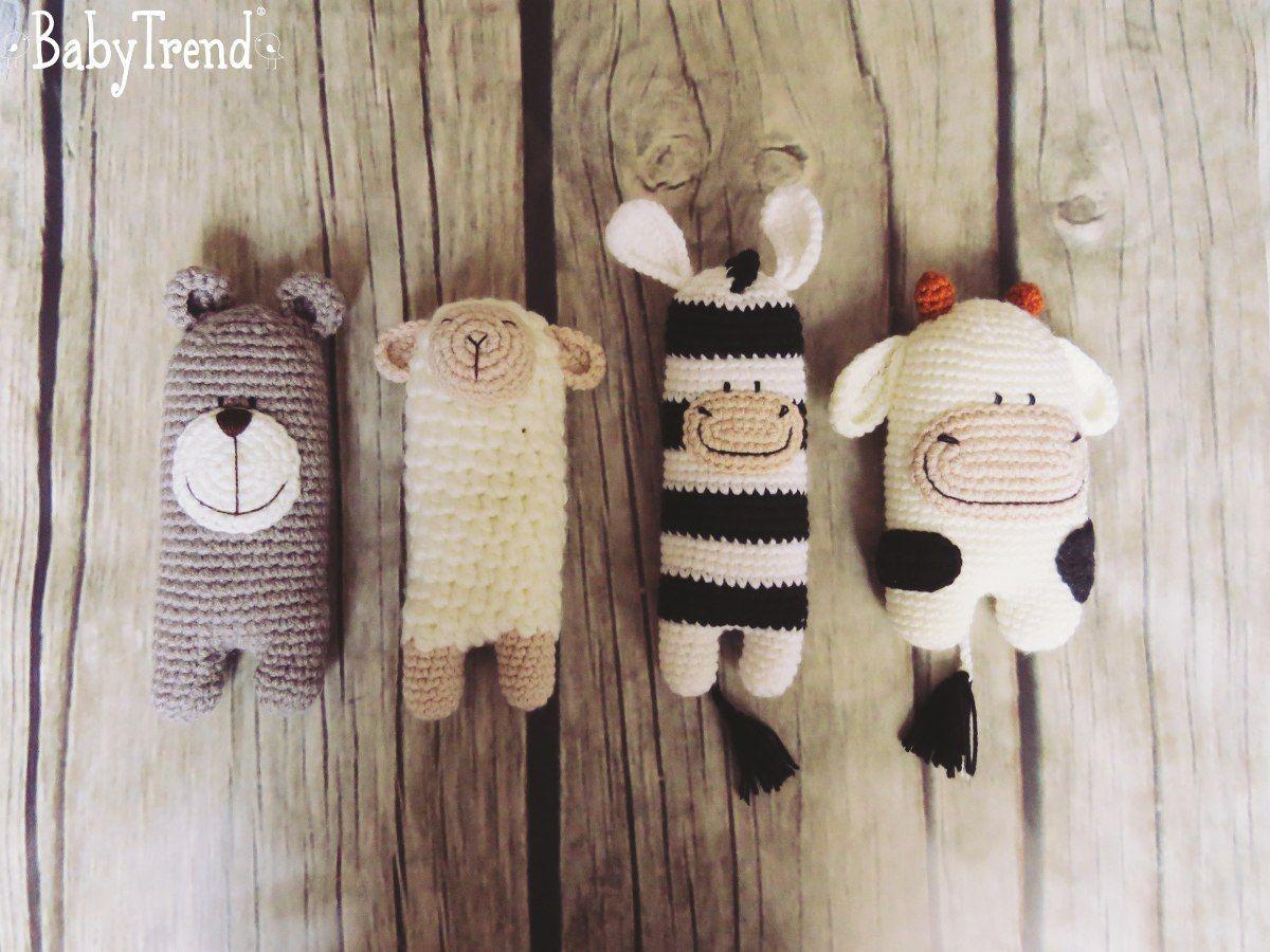 Amigurumis Para Bebes : Imágenes de amigurumis o mascotas tejidas al crochet diseño de