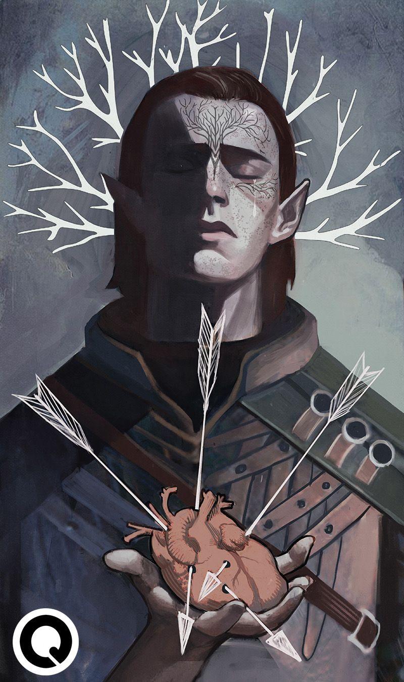 Inquisitor Revas  http://qissus.tumblr.com/tagged/tarot