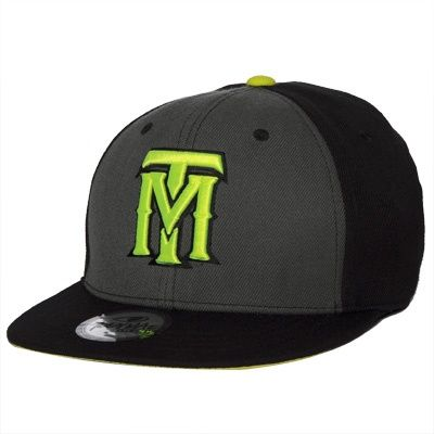 TobyMac Eye On It flat billed snapback hat.  89ba4d089