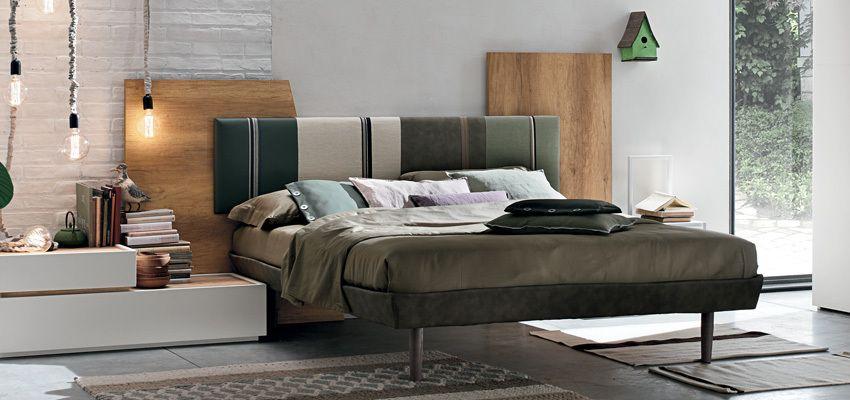 Nuovo letto Diagonal Gruppo Tomasella | Varie | Pinterest | Stiles ...