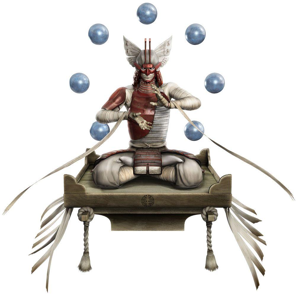 Otani Yoshitsugu Art From Sengoku Basara Samurai Heroes Art Artwork Gaming Videogames Gamer Gameart Basara Sengoku Basara Art
