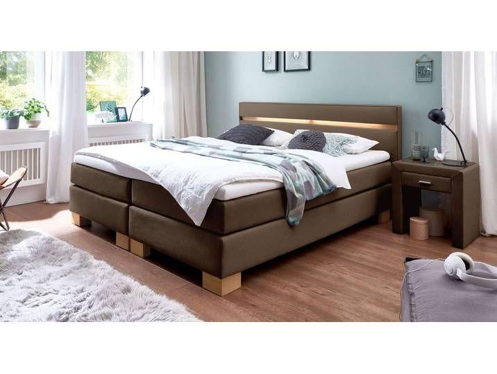 Luxusbett Vincenzo 120x200 Cm Blau Hartegrad H3 Boxspringbett Luxusbettwasche Schlafzimmer Einrichten Schlafzimmermobel