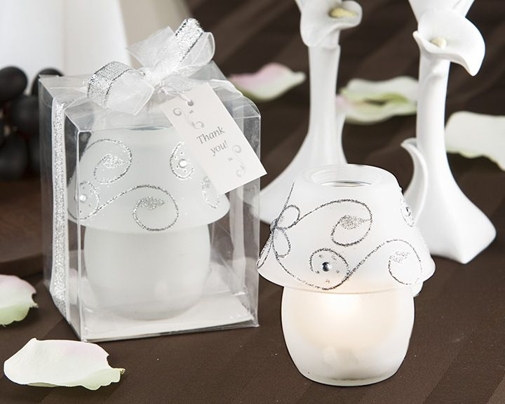 unique wedding favors for formal wedding sparkling tea light candle lamp in display box sale ends dec 3 price