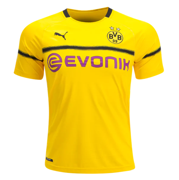 e9109b37cab Borussia Dortmund 18 19 Cup Men Soccer Jersey Personalized Name and Number  - zorrojersey