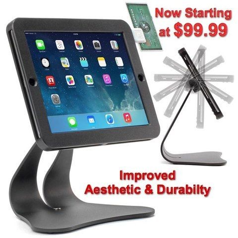 Ipad Security Anti Theft Pos Stand Mount New Price Ipad Stand Ipad Pro Computer Accessories