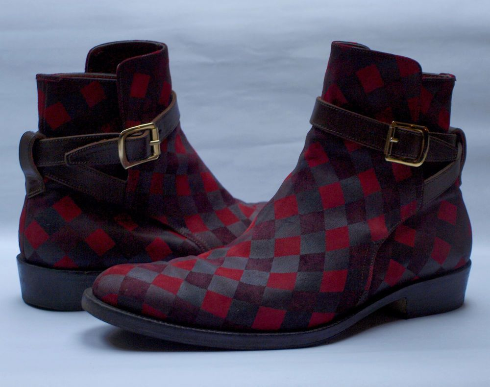 vivienne westwood mens boots great condition my