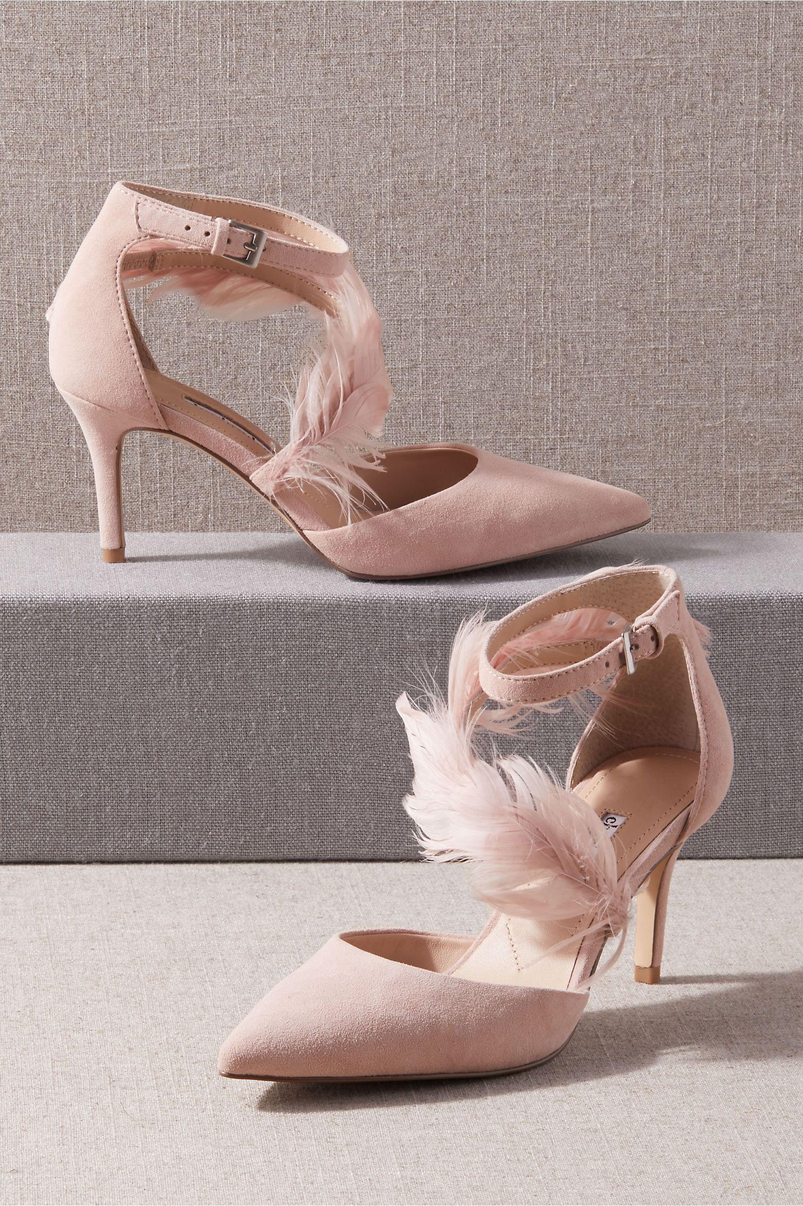 Charles David Duvette Heels In Pink Size 7 5 At Bhldn Heels