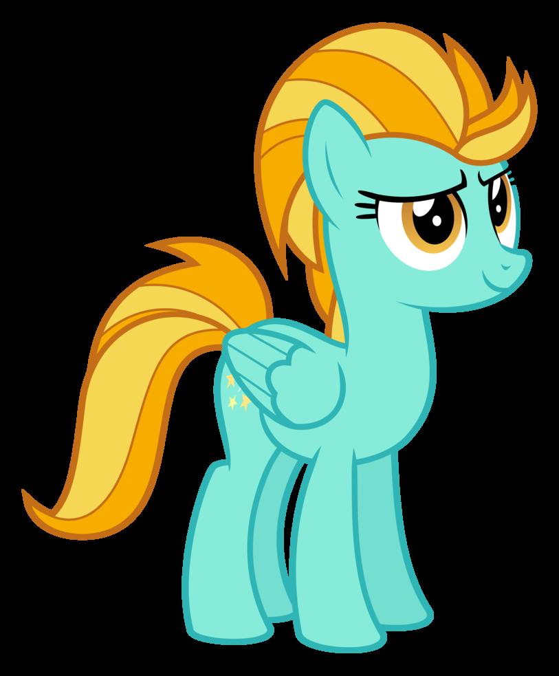 Standing Lightning Dust by HankOfficer  sc 1 st  Pinterest & Standing Lightning Dust by HankOfficer   My Little Pony ... azcodes.com