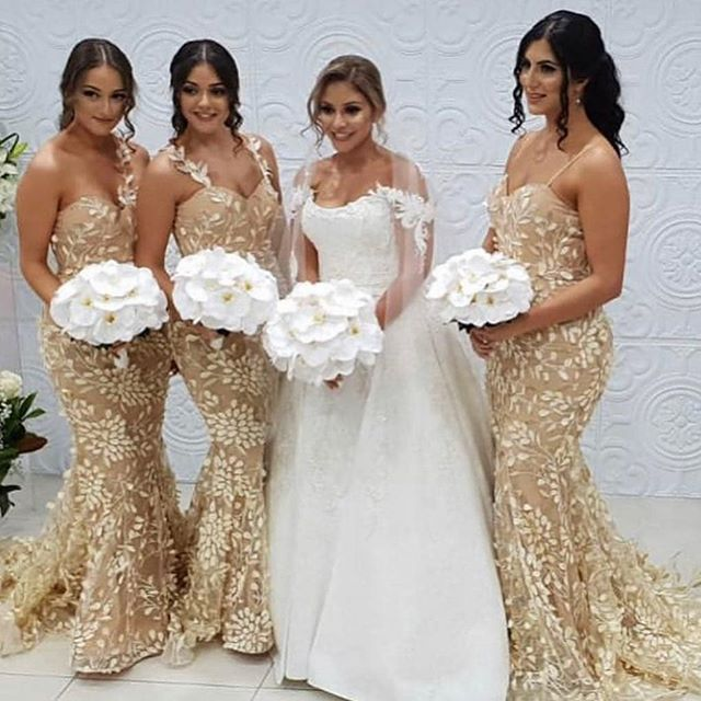 Find Your Perfect Bridesmaid Dress Or Bridal Gown Online At Onehoneyboutique Com Mermaid Bridesmaid Dresses Neutral Bridesmaid Dresses Perfect Bridesmaid Dress