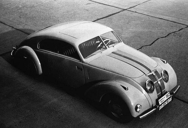 Prototype Adler Type 10 2.5 Litre Sport - 1938