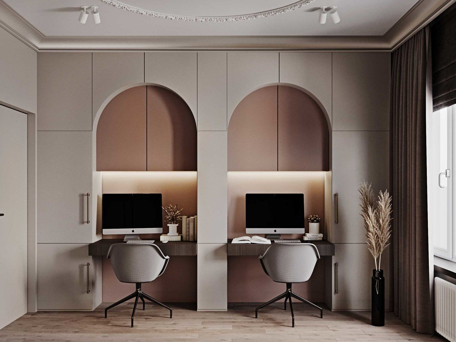 100 Home Office Design Ideas Home Office Design Office Design Home