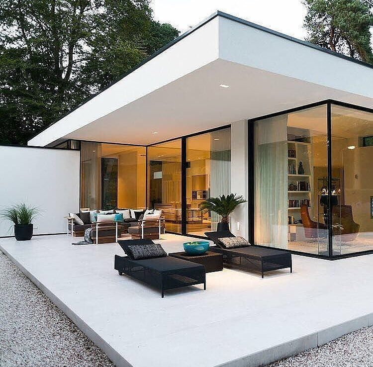 Top Modern Bungalow Design: Pin Von Thom Wendell Auf Design Art In 2019