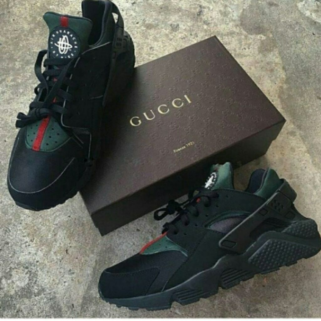 Gucci Huaraches | Shoes, Sneakers