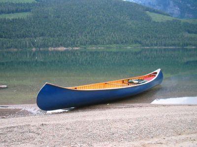 каноэ-проект лодки-козетки