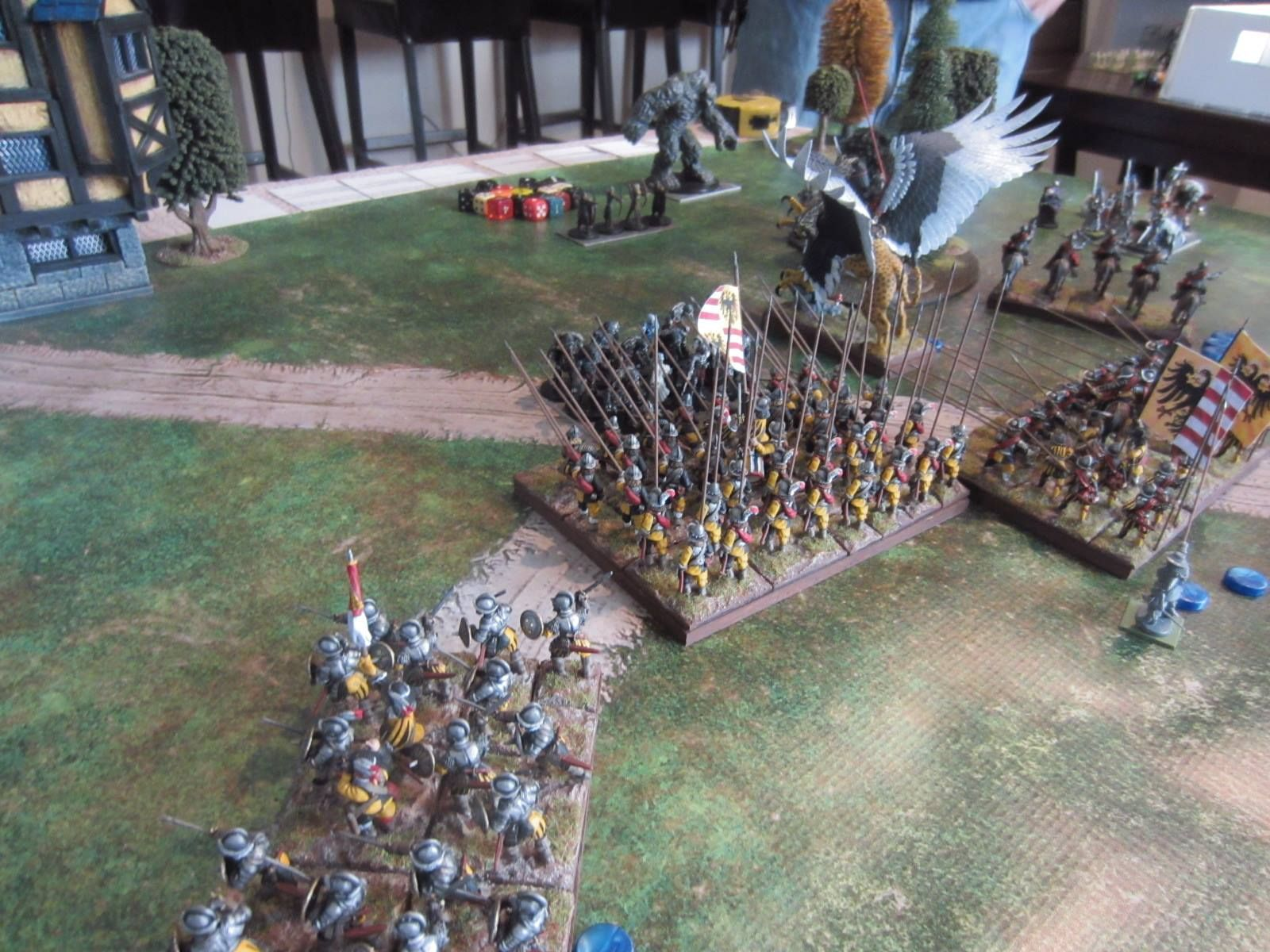 Grassy Field Miniatures Game Battle Mat Grassy Field Terrain Field