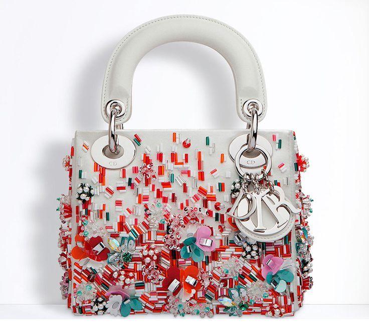 Dior Lady Dior Bags #dior #diorbags #bags #handbags #designer #couture |  Designer Handbags | Pinterest | Lady dior, Dior and Christian dior