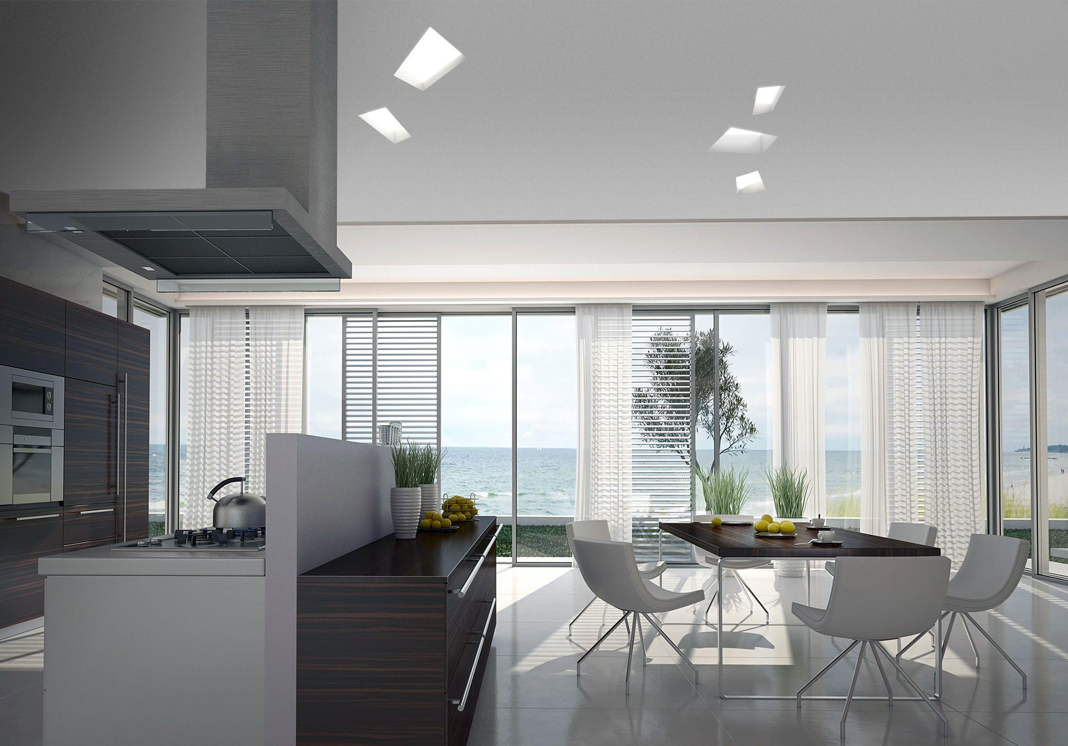 TRAPEZ | Interior lighting decorations. | Pinterest | Trapez