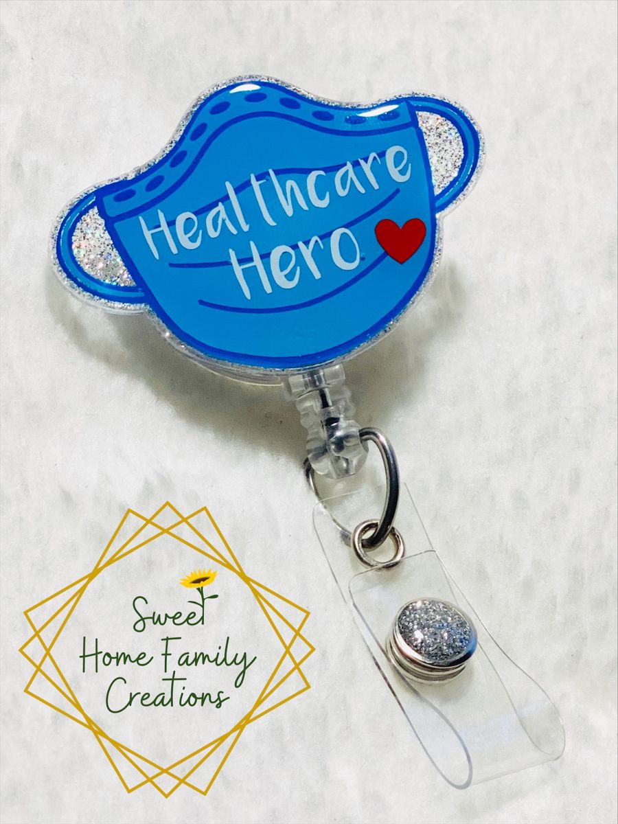 Health Care Badge Reel