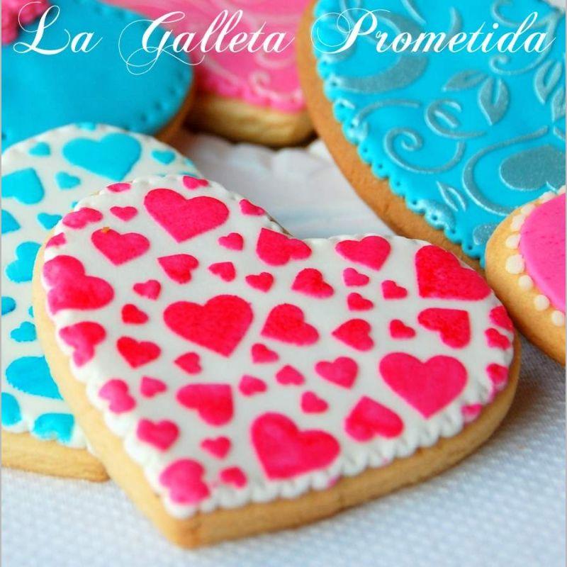 Pin De Sofia Romero En Pasteleria Galletas Decoradas Glasa