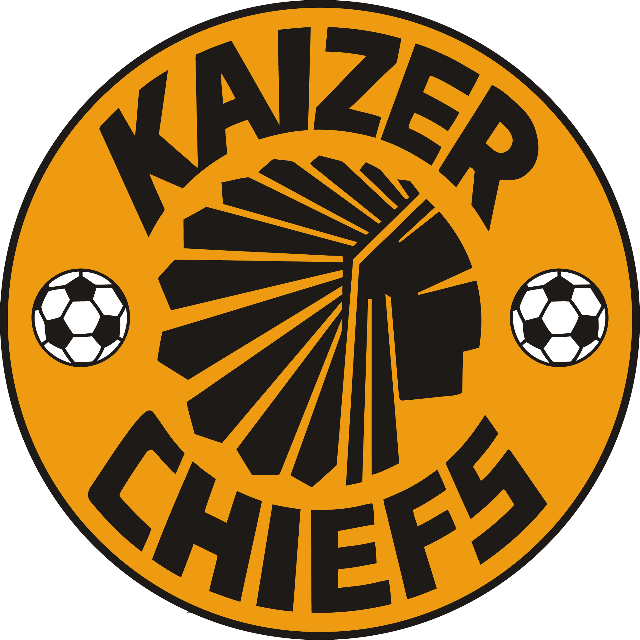 Kaiser Chiefs Kaizer Chiefs Chiefs Football Soccer Logo