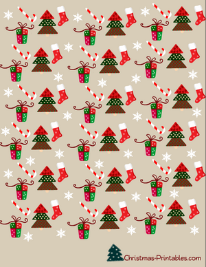 Free Printable Christmas Candy Wrapper Gum Wrapper Wrappers