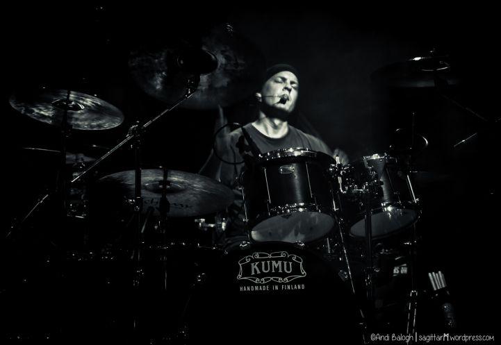 Marko Tarvonen-Moonsorrow, Barren Earth