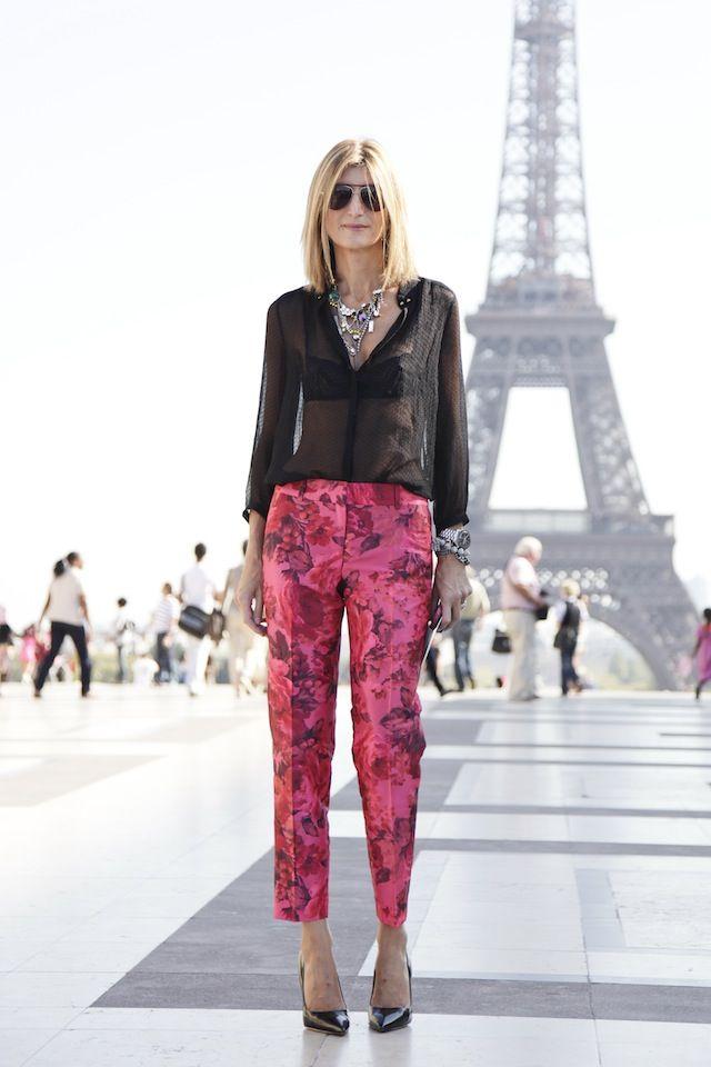 Street style Parijs
