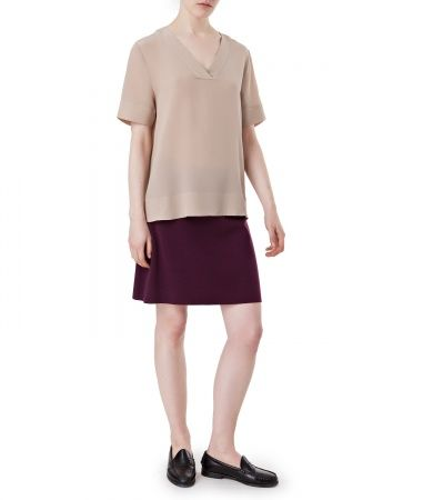 Ethel Top Beige. Shop this and other women fall fashion 2016 styles from Lexington: www.lexingtoncompany.com