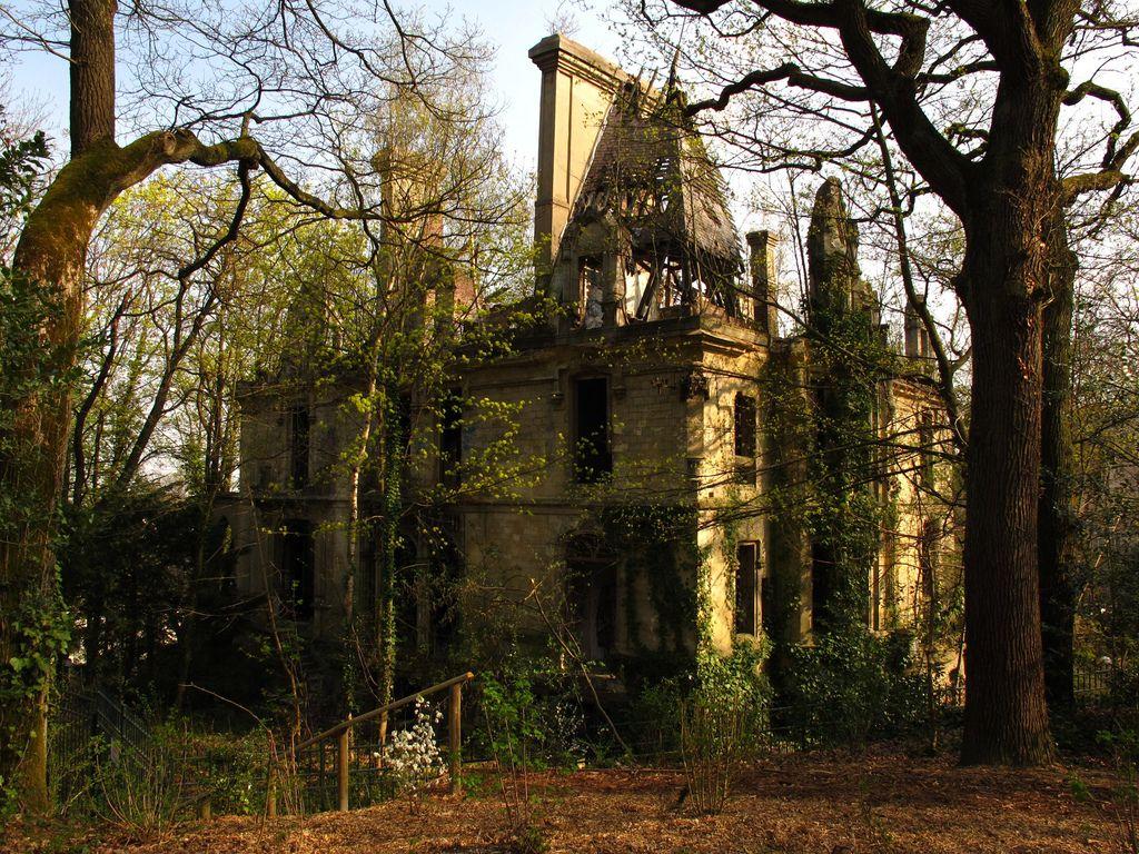 Castello della Solitude - Francia