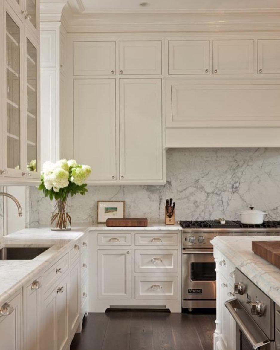 Big bold and white houzz kitchen whitekitchen