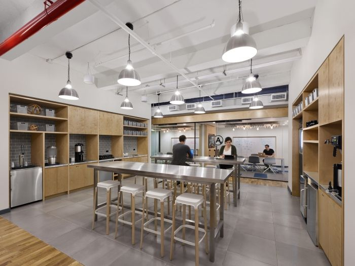 Office Tour: WeWork – New York City Coworking Offices | Cojines ...