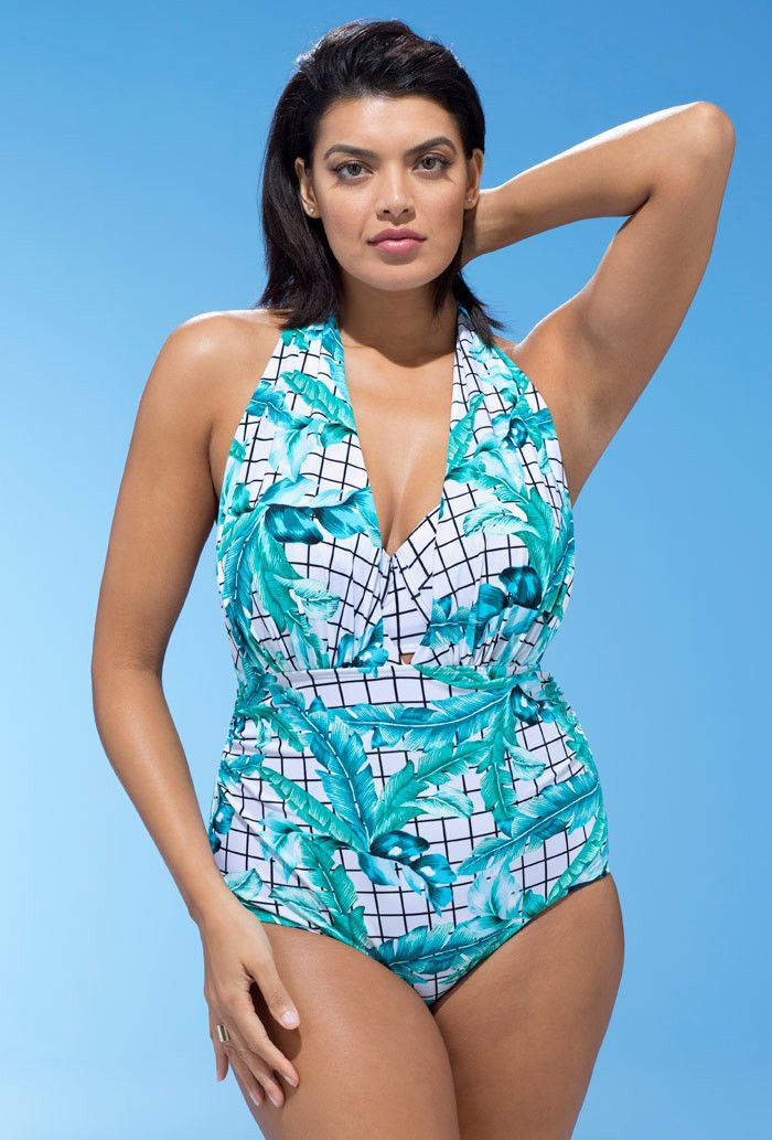297e510a11d gabifresh. Summer Style. Plus size fashion. Full figured style. Plus ...